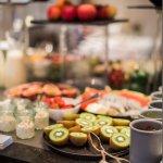 Breakfast Buffet // © Lauren Athalia Photography