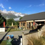 Glenorchy Lake House resmi