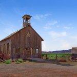The famous Archview Church