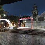 Plaza Bolivar.