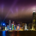 Hong Kong WinterFest - Symphony of Lights