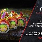 Jedyna restauracja sushi w Poznaniu wyróżniona w przewodniku Gault&Millau.