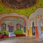 Durbar Hall in Mandhata Palace