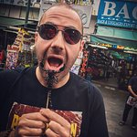 Funny moments in Khao San Road