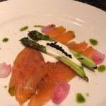 must try, vodka cured salmon