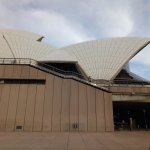The curves of Opera House