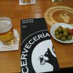 Photo de Cerveceria Santa Ana
