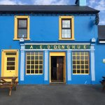 A typical Irish pub