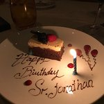 Carlos made my birthday celebration so special at the Frida restaurant. You must try the Mexican