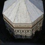 Battistero visto dal campanile