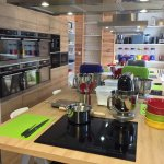 Designed and fully equipped cooking school (4 to 15 people)