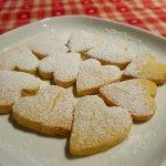 i biscotti di benvenuto