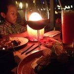 Photo de FIRE at W Bali - Seminyak