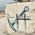 Foto Anchors @ the Jetty
