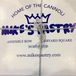 Bilde fra Mike's Pastry