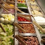 Soup and Salad Bar served everyday