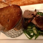 Duck liver pate