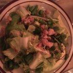 Beehive salad