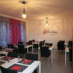 Voici la Salle du Restaurant Ô Par-Faim