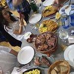 De las mejores cenas!!