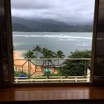 Breathtaking view from the rooms! Regardless of weather!