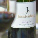 Organic Joostenberg estate wines