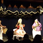 Espectáculo Kathakali