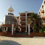 Foto de Athens Gate Beach Resort