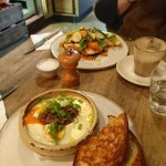 Delicious Baked Eggs