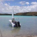 Shandrani Speed Boat