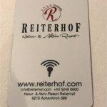 Neu entdecken 😀 der Besuch im neu gestalteten Landhotel Reiterhof hat sich gelohnt 😍😍