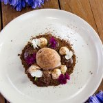 Delicious desserts at Wandin in 2018