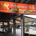 Vietnamese Rolls照片