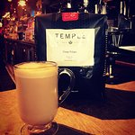 Serving Temple Coffee daily at 8am.