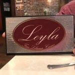 Foto di Leyla Fine Lebanese Cuisine
