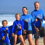 Family surf packages are always heaps of fun for all