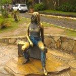 Photo of Brigitte Bardot Statue