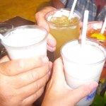 Cheers..... even if in plastic!