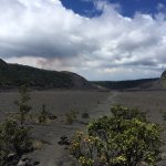 Photo de Kilauea Iki Trail