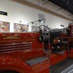 Staunton Fire Truck