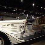 White Fire Truck