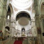 the altar inside