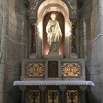 Saint Martin's statue