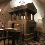 the tomb of Saint Martin of Tours