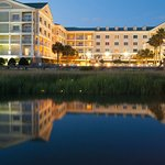 Foto de Courtyard Charleston Waterfront