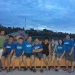 Dr. Yudi with Corona Diving Club