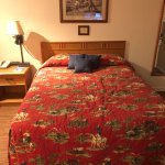 Real Bedspread with Cowboy Motif and Cowboy Art-Lots ofn!! Fu