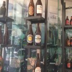 Beer bottles On Top Of Each Other