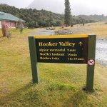 Hooker Valley Track صورة فوتوغرافية