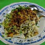 menu utama, nasi lengko